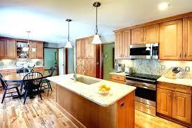 maple kitchen islands kitchen island bar height hermelin me