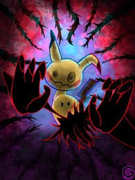 of darkness by pastelumbreon on check out this awesome mimikyu design on teepublic some