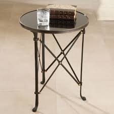 Restoration Hardware Side Table by Designer Look A Like Director Table For Less Just Destiny
