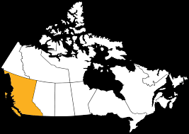 Map Of Canada Provinces Cdi College Career Training Programs