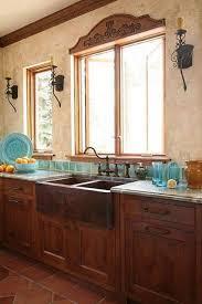 Tuscan Kitchen With Glazed Fair Tuscan Kitchen Sinks Home Design - Tuscan kitchen sinks