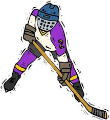 free printable hockey coloring pages kids clipart library