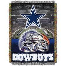Bedroom Set Qvc Nfl Dallas Cowboys Bed In A Bag Complete Bedding Set Walmart Com