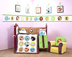 Baby Comforter Sets Unisex Baby Bedding Sets Aqua Orange Navy Crib Set With 2 Crib