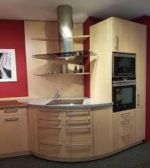 echtholzküche echtholzküche lugano ahorn dreischicht küchenhaus basler