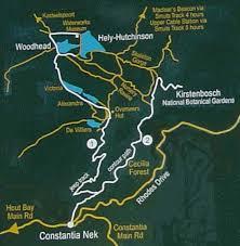 south table mountain trail cape town hiking trails table mountain constantia nek sa euro