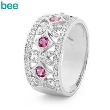 silver hand rings images Silver rings bee jewellery jpg