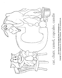 c is for cat coloring page letter c coloring abc u0027s free coloring pages for kids printable