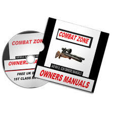 air gun rifle pistol owners manuals