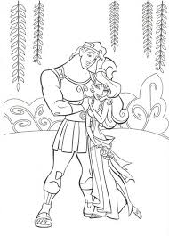 megara coloring pages coloring