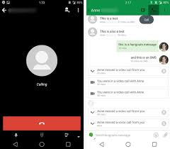 hangouts app android the best all in one messaging calling app for android