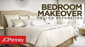 decorating tips bedroom makeover jcpenney custom decorating