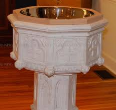 baptismal fonts baptismal fonts new new carved marble baptismal font