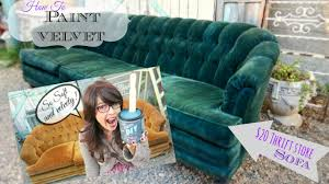 How To Dry Clean A Sofa Painted Upholstery Debis Design Diary