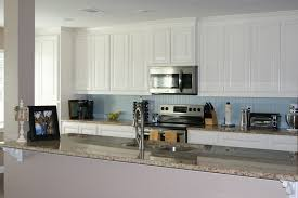 Kitchen Beadboard Backsplash by White Kitchen Cabinets With Beadboard Backsplash Monsterlune