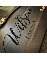 wedding gift cutting board new savings on personalized cutting board personalized custom