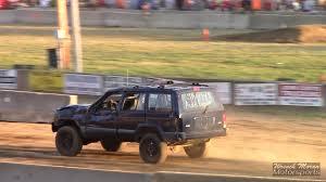 racing jeep cherokee jeep cherokee xj rough truck race youtube