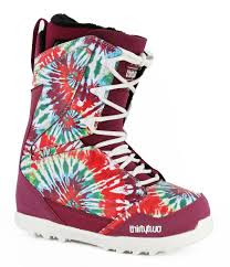 nike womens snowboard boots australia thirtytwo 32 lashed tie dye womens snowboading boots 2016 free