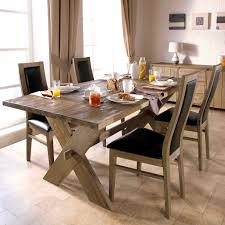 furniture appealing modern rustic dining table also kind