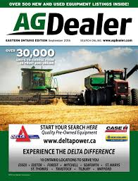 agdealer eastern ontario edition september 2016 by farm business