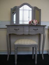 Dressing Vanity Table Grey Vanity Table Bonners Furniture