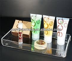 Hotel Bathroom Accessories by Bathroom Accessories Acrylic Hotel Amenity Tray Fa140301044 Buy