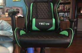 Are Gaming Chairs Worth It Techni Sport Ts 5000 Green Gaming Chair Review