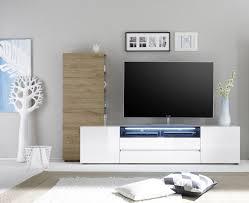 Wohnzimmerm El Teakholz Ideen Tv Lowboard Holz Modern Rheumri Mit Asombroso Tv Mobel