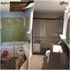 complete bathroom remodel with new rebath brushed linen wall complete bathroom remodel with new rebath brushed linen wall system with custom onyx collection custom