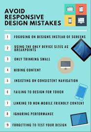9 responsive design mistakes you don u0027t want to make the