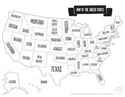 Kids Map Of The United States by Parenting Is A Kickin U0027 Road Trip My Overthinking