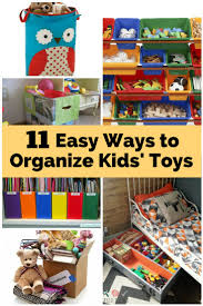 how to organize toys 11 easy ways to organize toys the budget diet