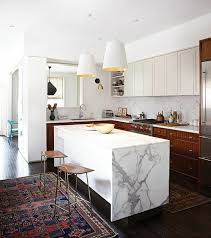 kitchen island marble kitchen ideas keep up with the trends fresh design pedia