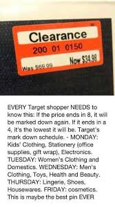 when does target black friday end best 25 target clearance schedule ideas on pinterest target