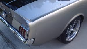 mustang fastback roof 1966 mustang with removable fastback roof
