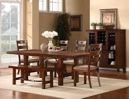 clayton 2515 96 dining table by homelegance dark oak w options