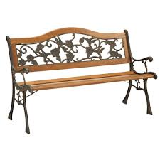 cast iron parkland heritage outdoor benches patio chairs