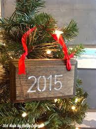 rustic wood scrap ornaments hometalk