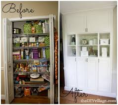 diy kitchen pantry ideas custom kitchen pantry reveal custom pantry pantry makeover and