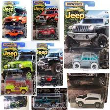 jeep matchbox matchbox jeep 75th aniversary coll lazada indonesia