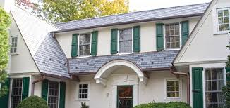 Red Eagle Roofing by Exterior White Painted Wall Design Ideas For Contemporary