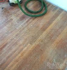 Dustless Floor Sanding Machines by Everwood Flooring Project Profiles