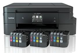 brother u0027s new inkvestment printer comes with enough ink to last 2