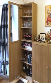 ikea billy bookcase glass doors ikea billy bookcase with glass door single oak vaneer house