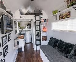 tiny house basics the ground floor is divided into a bedroom
