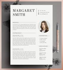 Resume Ms Word Template Every Resume We Design Is Remarkable We Believe That Our Work