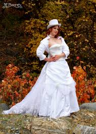 wedding dress sub indo steunk white wedding dress steunk wedding gown