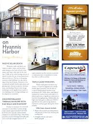 hb u0026racc article about the hyannis net zero house a3architects inc