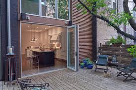 Garage Door Conversion To Patio Door Looking For Folding Doors For Garage To An Office Conversion