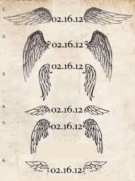 baby wings in memory memory of my baby